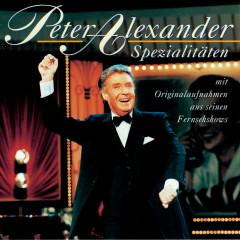 Spezialitäten mit Originalaufnahmen aus seinen Fernsehshows - Peter Alexander