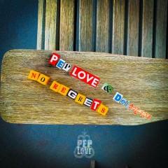 No Regrets (feat. Del The Funky Homosapien) - Pep Love, Del the Funky Homosapien