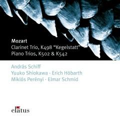 Elatus - Mozart: Clarinet Trio