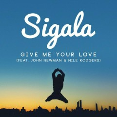 Give Me Your Love (Remixes) - Sigala, John Newman, Nile Rodgers