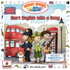 Start English with a Song - Detlev Jöcker