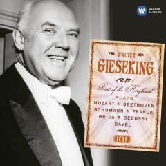 Walter Gieseking - Icon