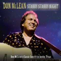 Starry Starry Night (Live in Austin) - Don McLean