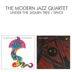 Under The Jasmin Tree / Space - The Modern Jazz Quartet