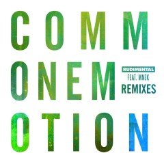 Common Emotion (feat. MNEK) [Remixes] - Rudimental, MNEK