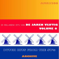 20 Hits Van De De Jaren Vijftig, Volume 6 (Dutch Hits from the 50's) - Various Artists
