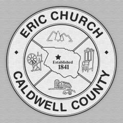 Caldwell County EP - Eric Church
