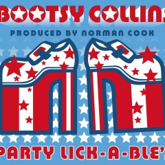 Party Lick-A-Ble's - Bootsy Collins