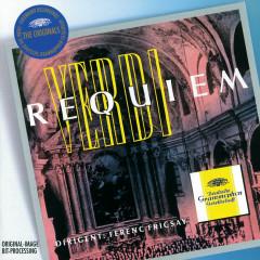 Verdi: Messa da Requiem - Maria Stader, Marianna Radev, Helmut Krebs, Kim Borg, RIAS Symphony Orchestra Berlin