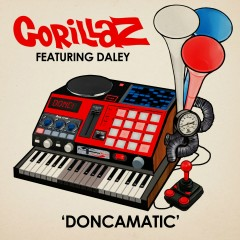 Doncamatic (feat. Daley) [The Joker Remix] - Gorillaz, Daley