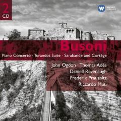 Busoni: Piano Concerto; Turandot Suite Etc - John Ogdon