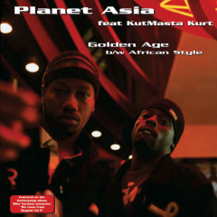 Golden Age / African Style - Planet Asia