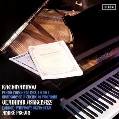 Rachmaninov: Piano Concertos Nos. 1 & 4; Paganini Variations