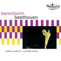 Beethoven: Diabelli Variations; Moonlight Sonata