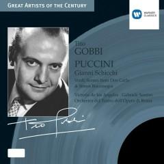 Puccini: Gianni Schicchi, etc - Tito Gobbi