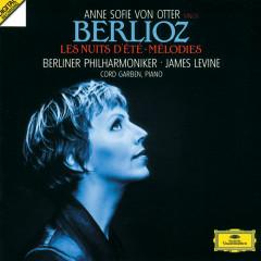 Berlioz: Les Nuits d'éte; Mélodies - Anne Sofie von Otter, Berliner Philharmoniker, James Levine