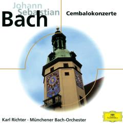 Bach: Cembalokonzerte - Hedwig Bilgram, Karl Richter, Münchener Bach-Orchester