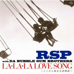 LA·LA·LA LOVE SONG - Kokokarahajimaru Koimonogatari - RSP