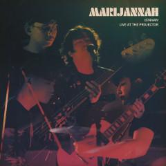Istanah Live at the Projector - Marijannah