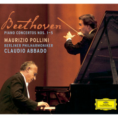Beethoven: The Piano Concertos; Concerto for Piano, Violin & Cello op.56 - Maurizio Pollini, Alexander Lonquich, Ilya Gringolts, Mario Brunello, Berliner Philharmoniker