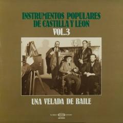Instrumentos populares de Castilla y Léon, Vol. 3. Una velada de baile - Various Artists