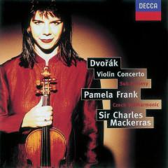 Dvorák: Violin Concerto; Romance/Suk: Fantasie - Pamela Frank, Czech Philharmonic Orchestra, Sir Charles Mackerras
