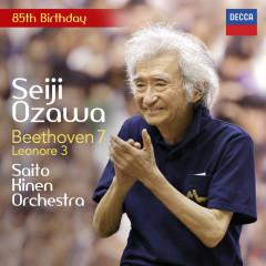 Beethoven: Leonore Overture No. 3; Symphony No. 7 - Saito Kinen Orchestra, Seiji Ozawa