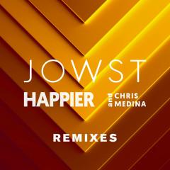Happier (The Skio Remix Collection) - JOWST, Chris Medina