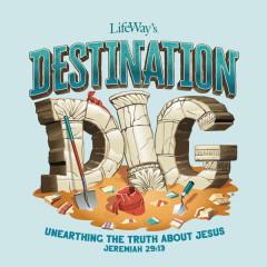 VBS 2021 Destination Dig Music for Preschoolers - Lifeway Kids Worship