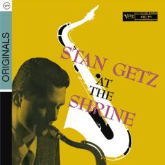 Stan Getz At The Shrine - Stan Getz