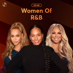 Women Of R&B! - Various Artists