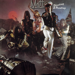 SHOUTING AND POINTING - Mott the Hoople