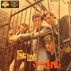 Five Live Yardbirds - The Yardbirds