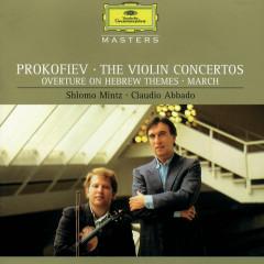 Prokofiev: Violin Concertos No.1 op.19 & No.2 op.63 - Chicago Symphony Orchestra, Claudio Abbado