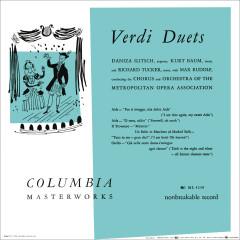 Richard Tucker- Verdi Duets - Richard Tucker