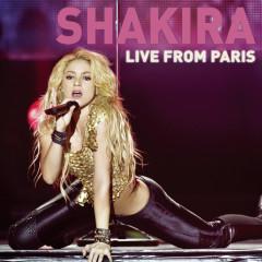 Live From Paris - Shakira