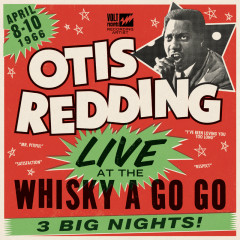 Live At The Whisky A Go Go - Otis Redding