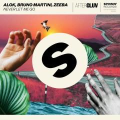 Never Let Me Go - Alok, Zeeba, Bruno Martini