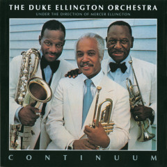 Continuum - The Duke Ellington Orchestra, Mercer Ellington