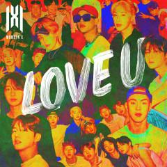 LOVE U - Monsta X