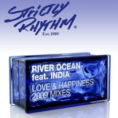 Love & Happiness (Yemaya Y Ochùn) [feat. India] - River Ocean, India