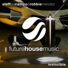 Invincible (Single) - Steff Da Campo, Robbie Mendez
