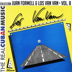 Coleccíon Juan Formell y Los Van Van, Vol. VIII (Remasterizado) - Juan Formell,Los Van Van