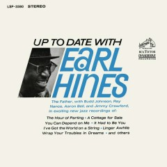 Up to Date with Earl Hines - Earl Hines
