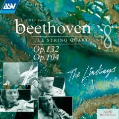 String Quartet, Op.132 & String Quintet, Op. 104 - The Lindsays, Louise Williams