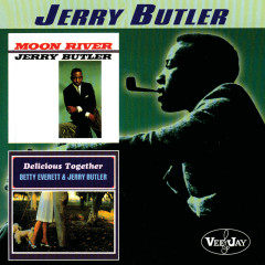 Moon River / Delicious Together - Jerry Butler, Betty Everett