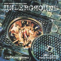 Underground (Original Motion Picture Soundtrack) - Goran Bregović