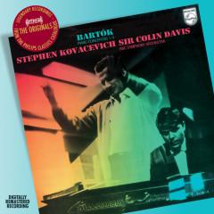 Bartók: The Piano Concertos - Stephen Kovacevich, London Symphony Orchestra, BBC Symphony Orchestra, Sir Colin Davis