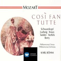 Mozart: Così fan tutte - Karl Böhm