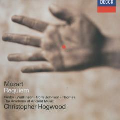 Mozart: Requiem - Emma Kirkby, Carolyn Watkinson, Anthony Rolfe Johnson, David Thomas, Westminster Cathedral Boys Choir